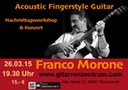 Plakat Franco Morone A3 quer 2015 03 26